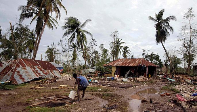 «Мэттью» сокрушил Гаити