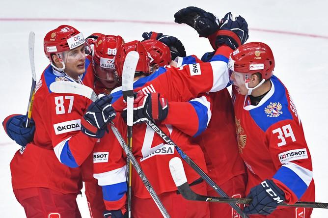Россия проиграла Финляндии на старте Кубка Карьяла (Видео)