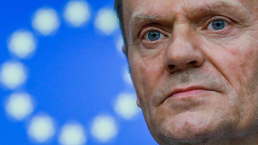 Туск высказался о конфликте между Евросоветом и ЕП
