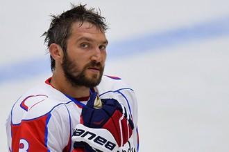 Капитан «Вашингтона» и сборной России Александр Овечкин рискует пропустить Олимпиаду
