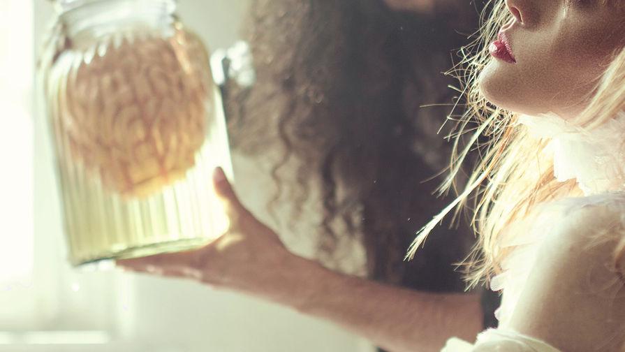 Пышногрудые голые девочки