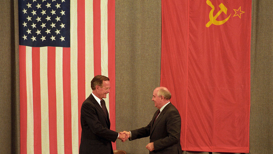 """Он вдохновлял американцев"": умер Джордж Буш-старший"