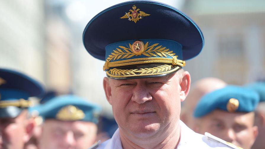 Командующий Воздушно-десантными войсками генерал-полковник Андрей Сердюков