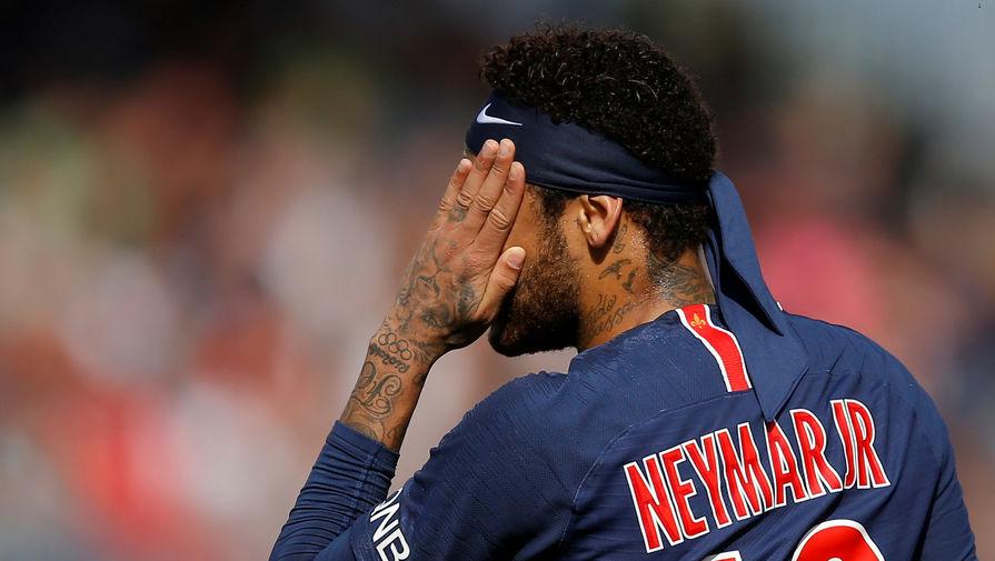 «Барселона» отказалась от покупки Неймара