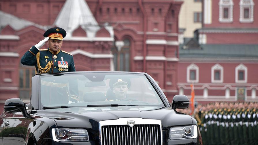 Союзники: Шойгу пригласил главу Пентагона на парад Победы