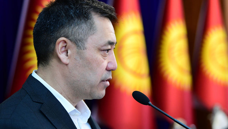 Президент Киргизии подписал новую конституцию