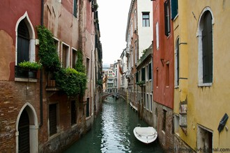 Хмурая Венеция