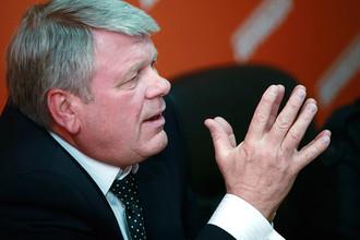 Валерий Зеренков попросил заменить его на посту губернатора через год после назначения