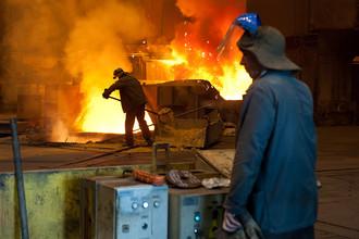Индекс деловой активности в области промышленного производства России снизился