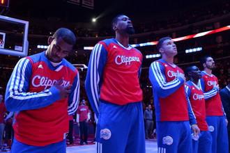 Баскетболисты «Лос-Анджелес Клипперс» всем сердцем хотели победить «Миннесоту»