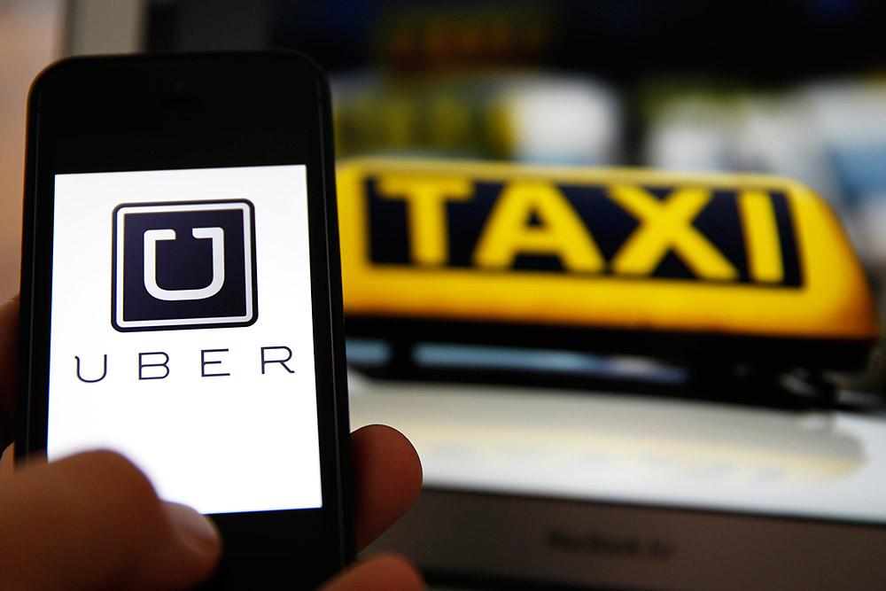 водитель uber в Италии