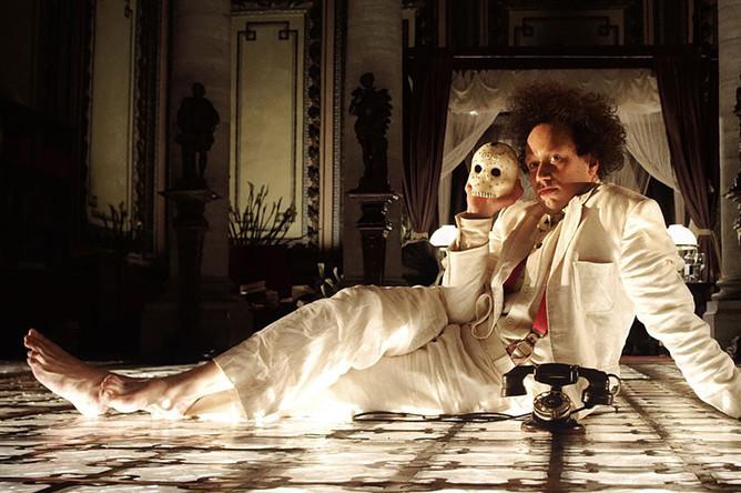 Кадр из фильма «Эйзенштейн в Гуанахуато»