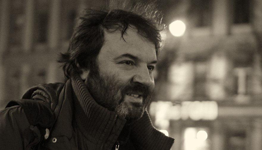 Российский поэт-песенник, сценарист, актер и музыкант Дмитрий Рубин