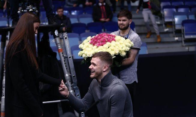 Андрей Зубков, Андрей Григорьев-Аполлонов и Марина Банкова