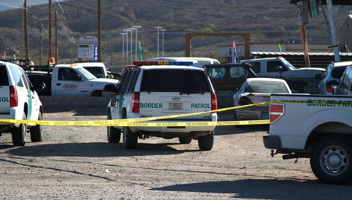 Лез через кордон: американский пограничник подстрелил россиянина