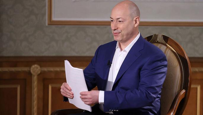 «Останутся одни клочки»: Гордон назвал причину развала Украины