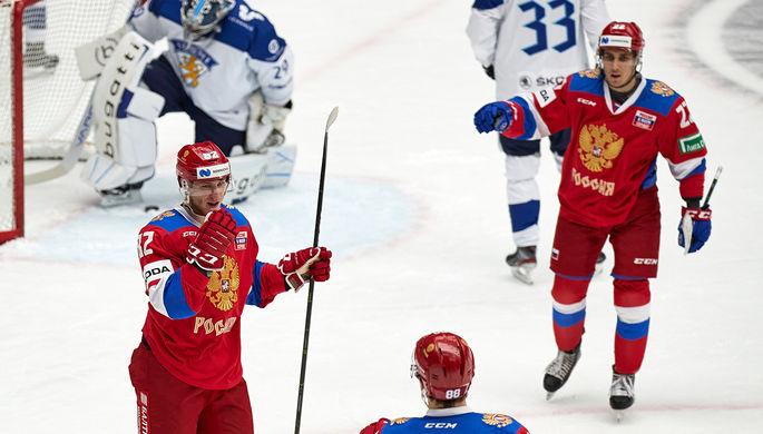 Начали новый этап Евротура с победы: как Россия одолела финнов