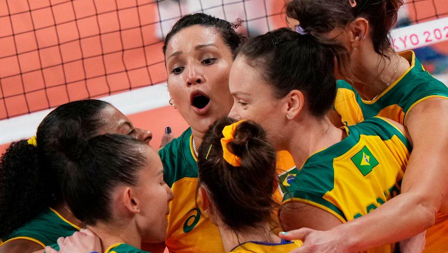 Сборная России - о допинге у бразильской волейболистки: возвращаемся обратно на Олимпиаду