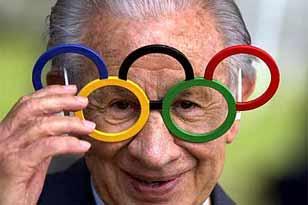 """В Олимпийской хартии записано:  """"Олимпийское движение."""