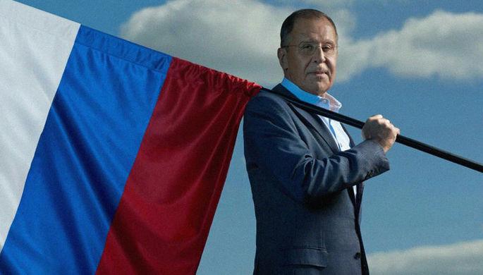 МИД РФ опубликовал «целебное» фото Лаврова