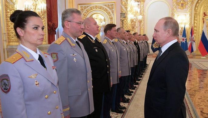 Большие перестановки: Путин увольняет силовиков