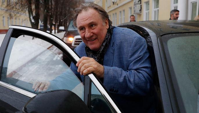 Во Франции вернулись к делу Депардье об изнасиловании дочери друга