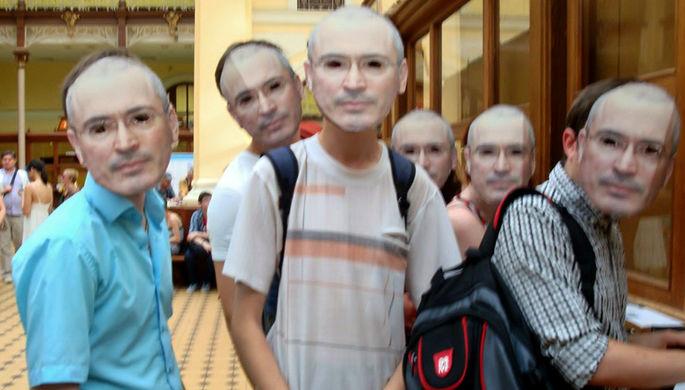 Флэшмоб в Санкт-Петербурге два года назад
