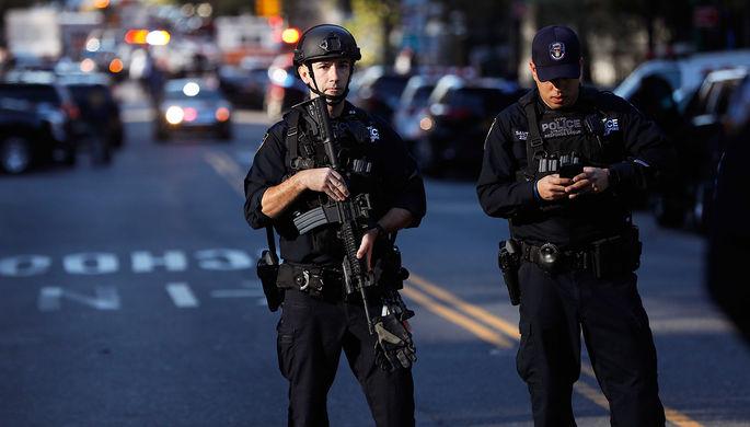 Впервые за 25 лет на выходных в Нью-Йорке никто не стрелял