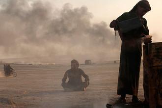 Захлебнуться нефтью: можно ли США выдавить из Сирии