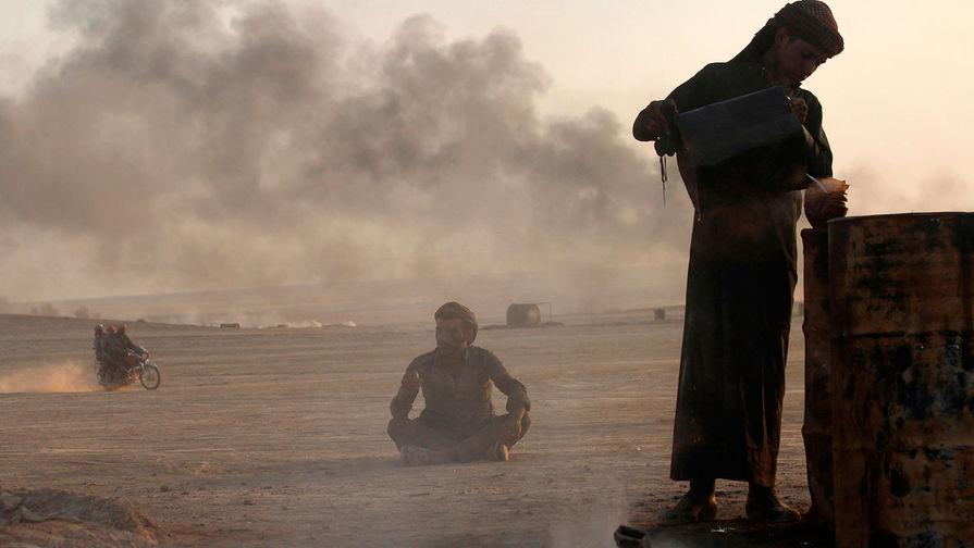В результате взрыва в Сирии есть пострадавшие