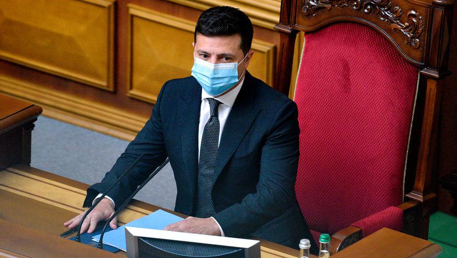 Зеленский подготовил реформу правосудия на Украине