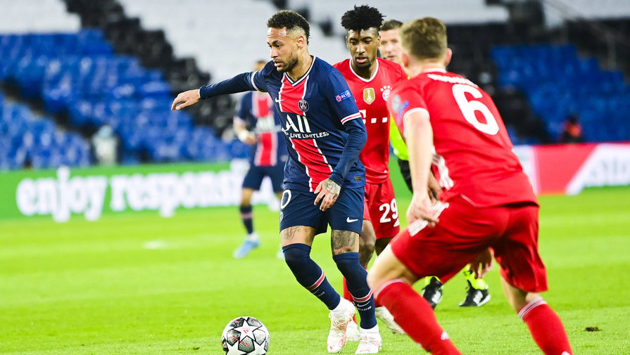 ПСЖ установил историческое достижение в Лиге чемпионов