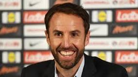 Тренер сборной Англии рассказал о давлении перед матчем с Данией