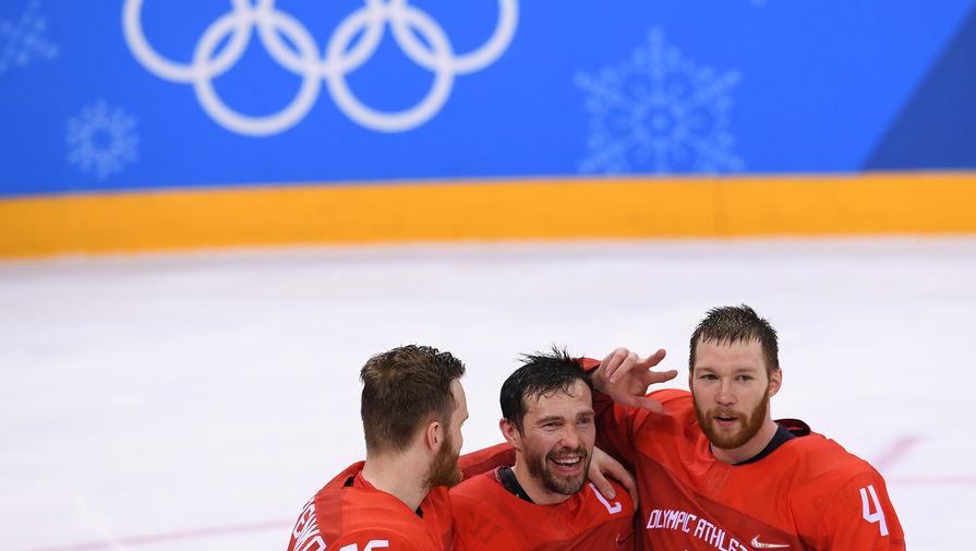 Мужской хоккейный турнир может быть исключен из программы Олимпийских игр