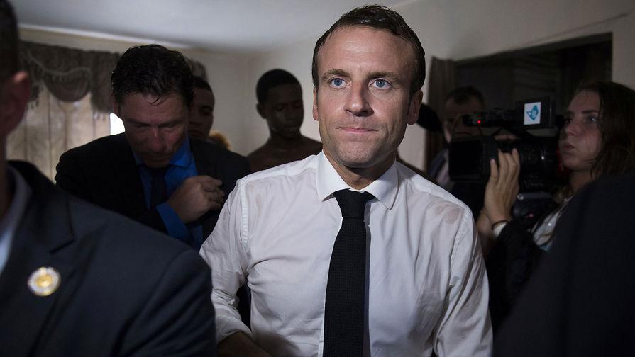 Во Франции подсчитали стоимость экономических мер Макрона
