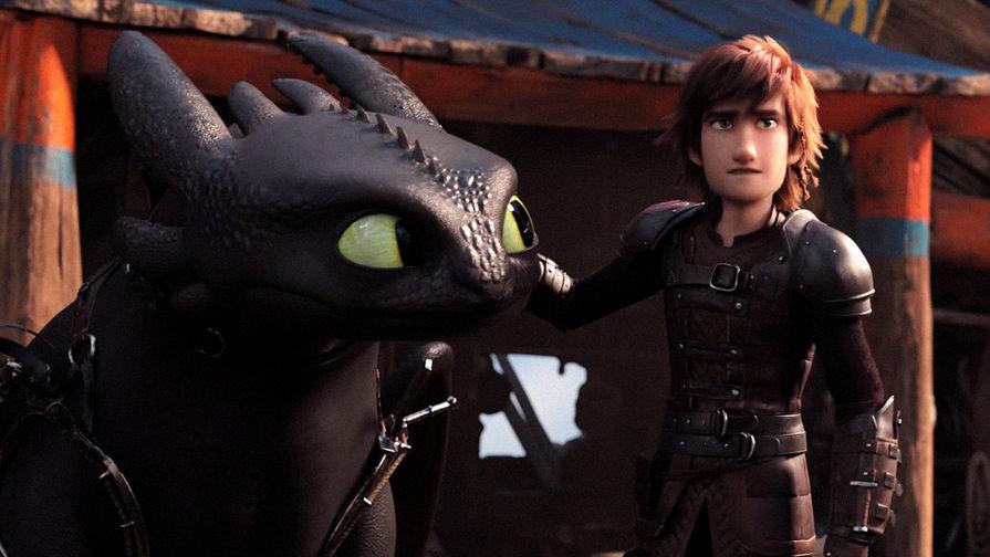 скачать мультфильм как приручить дракона 3 киносимка