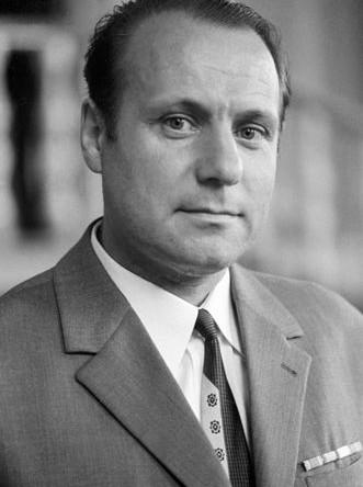 1970 год. Генеральный конструктор Генрих Новожилов