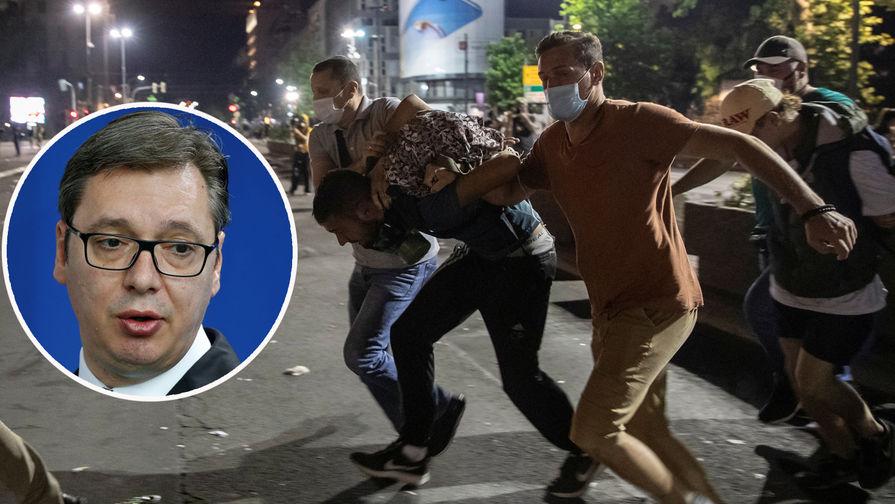 Бездоказательно: Вучич отмел подозрения в «руке Москвы»