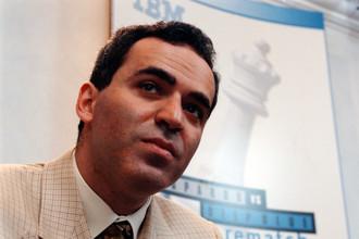 Многие специалисты считают Гарри Каспарова лучшим шахматистом в истории