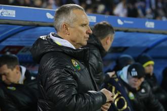 Главный тренер «Кубани» Леонид Кучук