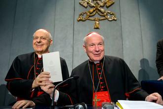Ватикан обновил взгляд на семью