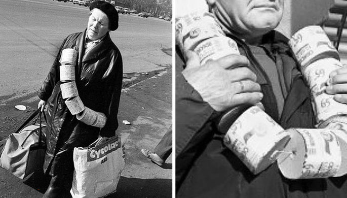 «Сталин использовал газету»: как СССР освоил туалетную бумагу