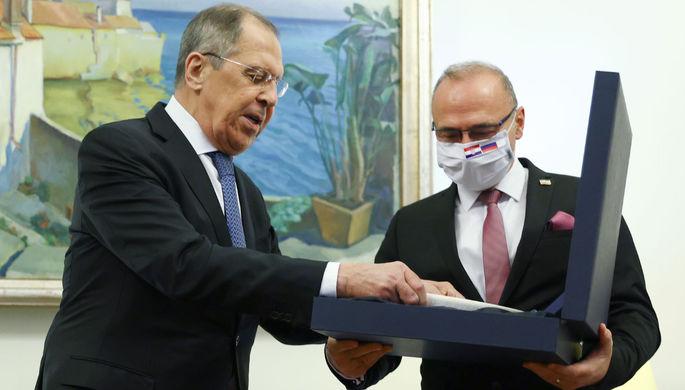 «Осталось мало не НАТОвских стран»: как Лавров съездил на Балканы
