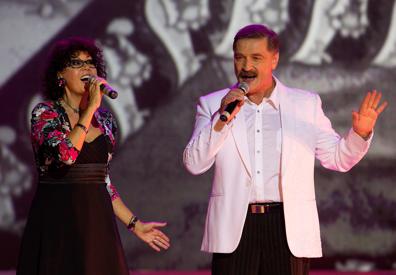 Белорусские звезды эстрады