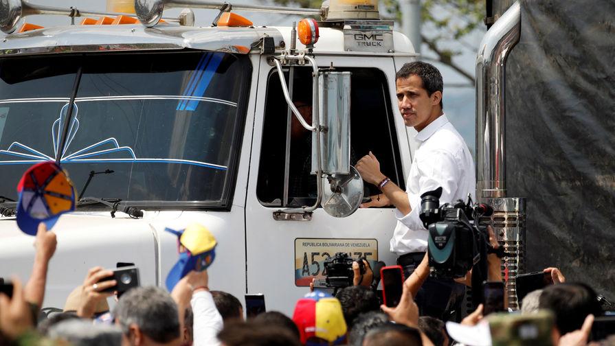 Гуайдо рассказал, когда вернется в Венесуэлу