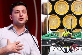 Газовые страсти: почему Украина может согласиться на «Поток»