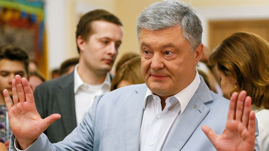 Порошенко объяснил, почему Украина отказывается от «формулы Штайнмайера»