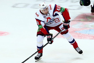 Хоккеист Игорь Мусатов