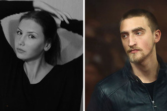 Дарья Егорова и Кирилл Устинов (коллаж)