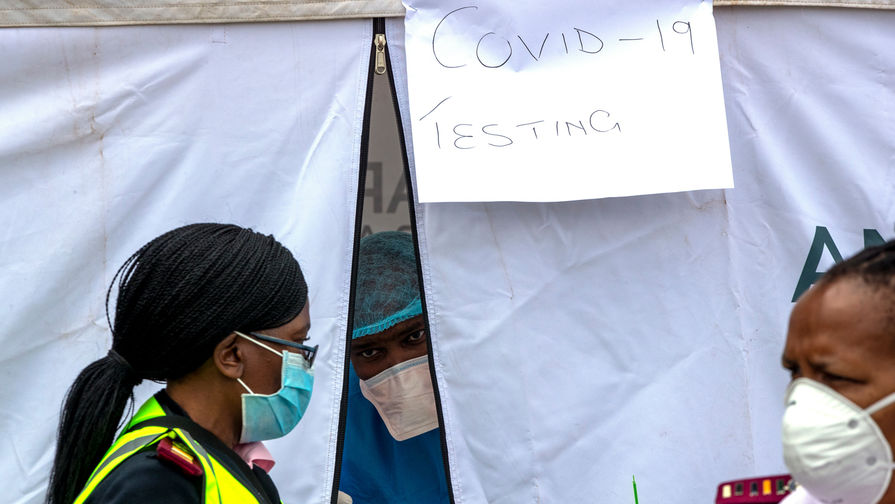 Ряд стран Африки попросили Россию помочь победить коронавирус